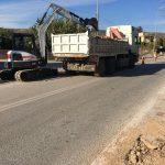 Συνεχίζεται το έργο της ύδρευσης στην Αγία Μαρίνα του Δήμου Κρωπίας
