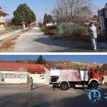 Απολυμάνσεις κοινόχρηστων χώρων με κάδους σύμμεικτων απορριμμάτων σε κοινότητες του Δήμου Φλώρινας