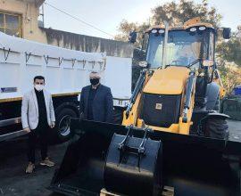 Προμήθεια μηχανημάτων στα πλαίσια εκσυγχρονισμού του εξοπλισμού του Δήμου Δράμας