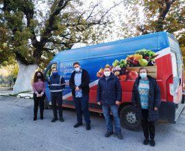 Δωρεά τροφίμων στον Δήμο Αργιθέας από το Ίδρυμα «Σταύρος Νιάρχος»