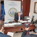 Ωρωπός: Ο Γιώργος Γιασημάκης αναλύει πως έβαλε τάξη και άνοιξε την πόρτα στο μέλλον