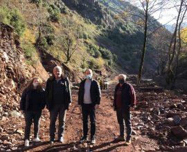 Δήμος Μουζακίου: Αποκαταστάθηκε η πρόσβαση στο συνοικισμό Μελίσσι της Οξυάς