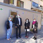Δωρεά προκατασκευασμένου οικίσκου στο Κέντρο Υγείας από τον Δήμο Ελασσόνας