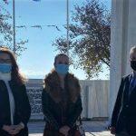 Επίσημη επίσκεψη του Πρέσβη της Ουγγαρίας στον Δήμο Νικολάου Σκουφά