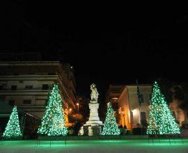 Λάμψη Χριστουγέννων στον Δήμο Λαμιέων!