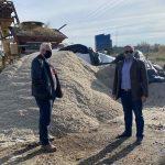 Δήμος Μετεώρων: Προμήθεια αλατιού ενόψει του φετινού χειμώνα