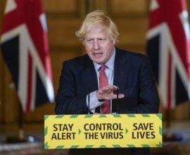 Τζόνσον: «Η Βρετανία αντιμέτωπη με έναν δύσκολο χειμώνα»