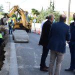 ΠΔΕ: Τα έργα συντήρησης της παλαιάς εθνικής οδού Πατρών – Κορίνθου επισκέφθηκε ο Ν. Φαρμάκης