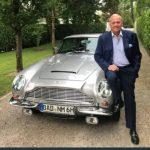 Αθήνα: Ο Ζάχος Δόγκανος της Κοτζιά- Ο Αντιδήμαρχος των Άλπεων και η Aston Martin