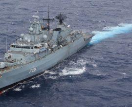 Η Άγκυρα απαγόρευσε σε γερμανική φρεγάτα τον έλεγχο τουρκικού πλοίου με ύποπτο φορτίο για τη Λιβύη- Σαμποτάρει την ειρήνη