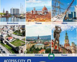 Ο Δήμος Κομοτηνής διεκδικεί το ευρωπαϊκό βραβείο «Προσβάσιμης Πόλης 2021»