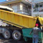 Έργα οδοποιίας από τον Δήμο Σιθωνίας