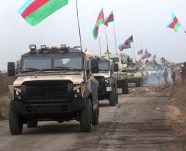 Οι Αζέροι εγκληματίες εισήλθαν στο Kalbajar στο Ναγκόρνο Καραμπάχ