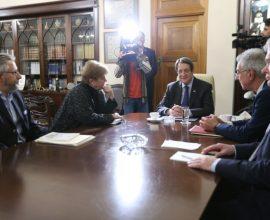 Στην Κύπρο φτάνει η Τζέιν Χολ Λουτ – Αύριο (1/12) συναντήσεις με Αναστασιάδη – Τατάρ
