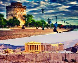 Θετικά τα μηνύματα από την ανάλυση των λυμάτων σε Αθήνα-Θεσσαλονίκη