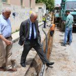 Ο Δήμος Ηρακλείου και η ΔΕΥΑΗ προχωρούν στο έργο της αντικατάστασης 150 χιλιομέτρων δικτύου ύδρευσης