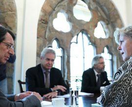 Συνάντηση Αναστασιάδη – Λουτ την 1η Δεκεμβρίου για το Κυπριακό