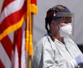 ΗΠΑ: «Σαρώνει» ο κορονοϊός – 1210 θάνατοι και 143.333 νέα κρούσματα