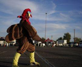ΗΠΑ: Αψηφούν τις συστάσεις και ταξιδεύουν κατά εκατομμύρια για τη γιορτή των Ευχαριστιών