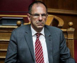Απίστευτη δήλωση Γεραπετρίτη: «Αν είχαμε περισσότερες ΜΕΘ θα είχαμε περισσότερους νεκρούς»
