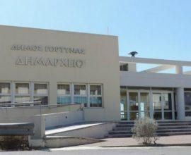 Συνάντηση του Δημάρχου Γόρτυνας με τον Σύλλογο Εκπαιδευτικών Πρωτοβάθμιας Εκπαίδευσης Μεσαράς «Φαιστός»