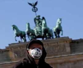 Γερμανία: Καμία χαλάρωση των μέτρων στο Βερολίνο στις εορτές