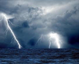 Βροχές, καταιγίδες και χαλαζοπτώσεις