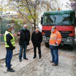 Αμπατζόγλου: «Προτάσσουμε την ασφάλεια στις μετακινήσεις»