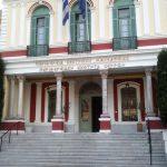 Σύσκεψη στο Διοικητήριο Σερρών για την εξέλιξη της πανδημίας κορονοϊού με τη συμμετοχή του Διοικητή της Εθνικης Αρχής Διαφάνειας