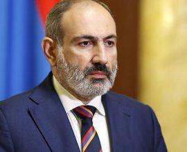 Νικόλ Πασινιάν: Προέχει η αποκατάσταση της πλήρους σταθερότητας και ασφάλειας της Αρμενίας