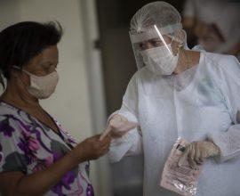 Βραζιλία: 37.614 κρούσματα και 691 θάνατοι σε 24 ώρες