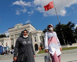 Κόλαση στην Τουρκία 30.103 κρούσματα σε μια ημέρα