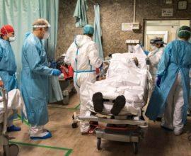 Υπό κατάρρευση το υγειονομικό σύστημα στα Βαλκάνια – Κατακόρυφη άνοδος του κορονοϊού