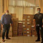 Δήμος Κιλκίς: Τρόφιμα σε 200 ευπαθείς οικογένειες από το Ίδρυμα Σταύρος Νιάρχος