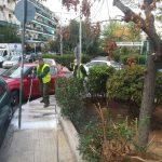 Δήμος Ζωγράφου: Με τους εμπορικούς δρόμους της πόλης ξεκίνησαν οι απολυμάνσεις σε κοινόχρηστους χώρους