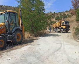 Εκτεταμένος Καθαρισμός – Αποκατάσταση Δημοτικών Οδών στον Δήμο Ξυλοκάστρου – Ευρωστίνης