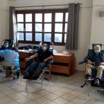 Με επιτυχία η εθελοντική αιμοδοσία στον Δήμο Μακρακώμης