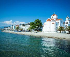 Δήμος Κατερίνης – ΔΕΥΑΚ: 2.500.000 € για την αντιπλημμυρική θωράκιση της  Παραλίας