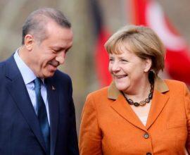 Γερμανικά παιχνίδια με Τουρκία- Μέρκελ: «Προκλητική αλλά αξίζει σεβασμό και στήριξη»