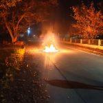 Δήμος Τυρνάβου: «Να σταματήσει το άθλιο φαινόμενο καύσης των κάδων απορριμμάτων»