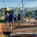 Δήμος Καλαμάτας: Σε εξέλιξη τα έργα στο γήπεδο «Παλιάμπελα»