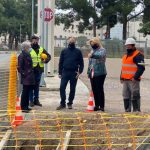 Δήμαρχος Χαλκιδέων: «Η ολοκλήρωση της κατασκευής του νέου τροφοδοτικού αγωγού ύδρευσης είναι ζωτικής σημασίας»