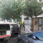 Δήμος Ζωγράφου: Καθαρισμός και απολύμανση στην Πλατεία Ελευθερίας στο Γουδή