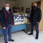 Δήμος Ρήγα Φεραίου: 100 tablets διατέθηκαν στις σχολικές μονάδες