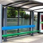 Σύγχρονα στέγαστρα για στάσεις λεωφορείων από τον Φιλόδημο πέτυχε ο Δήμος Φυλής