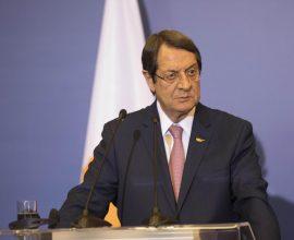 Τηλεδιάσκεψη Μισέλ – Αναστασιάδη ενόψει της Συνόδου Κορυφής της ΕΕ