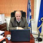 Χαιρετισμός του Δημάρχου Διονύσου σε Ημερίδα της ΠΕΓΚΑΠ-ΝΥ για τις επιπτώσεις του κορονοϊού