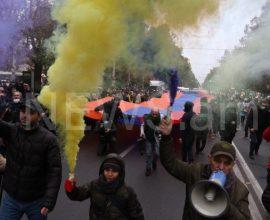 Ερεβάν: Η αντιπολίτευση ζητά παραίτηση Πασινιάν και κυβέρνηση εθνικής σωτηρίας