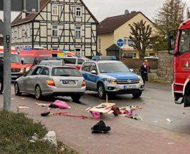 Μακελειό στη Γερμανία- 51χρονος σε αμόκ εισέβαλε με αμάξι σε πεζόδρομο στο Τρίερ