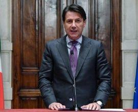 Ιταλία: Νέα περιοριστικά μέτρα για τις γιορτές ανακοίνωσε ο πρωθυπουργός Κόντε